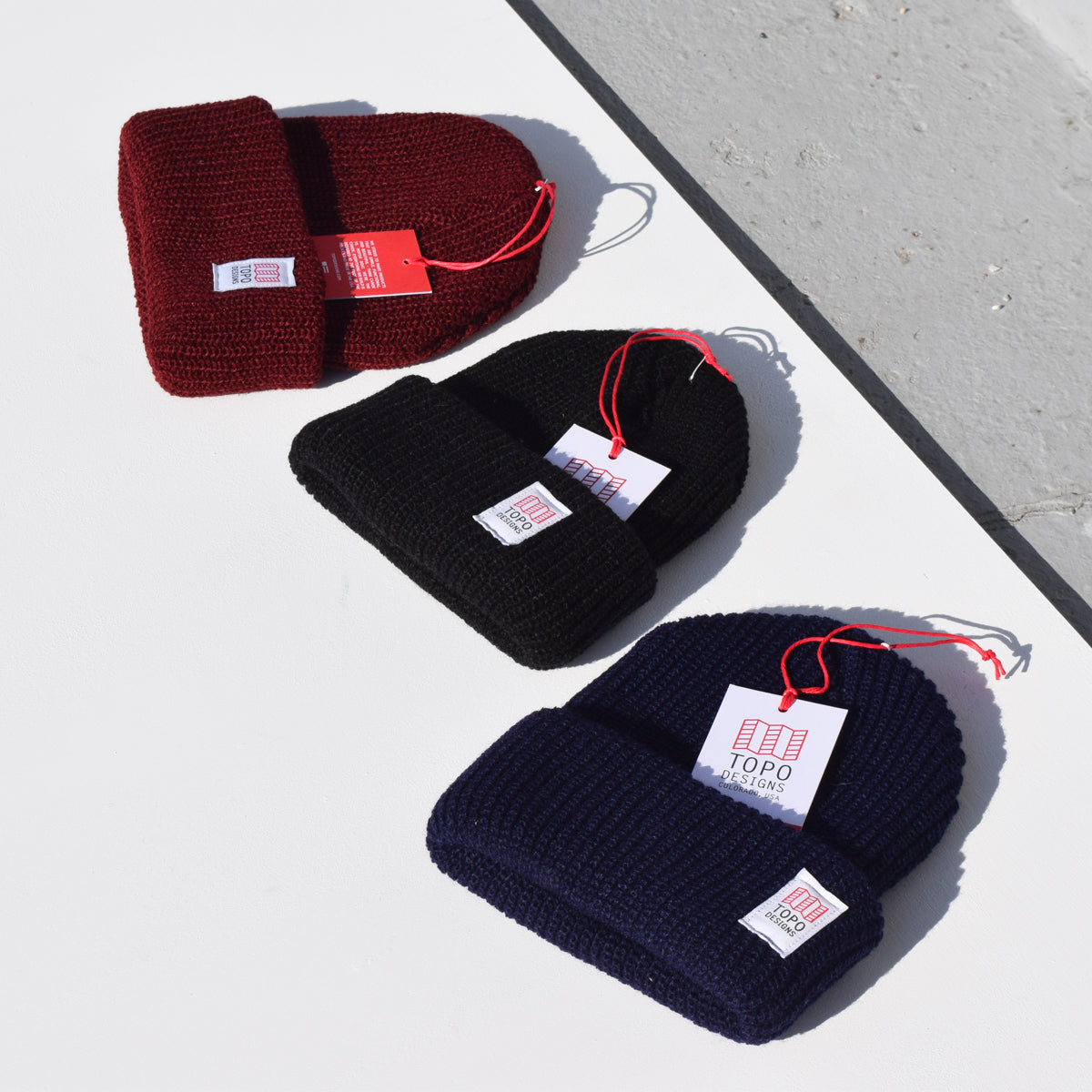Winter Hats / Commonplace