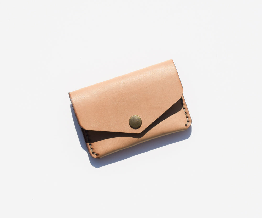 Commonplace | Winter Session Snap Wallet