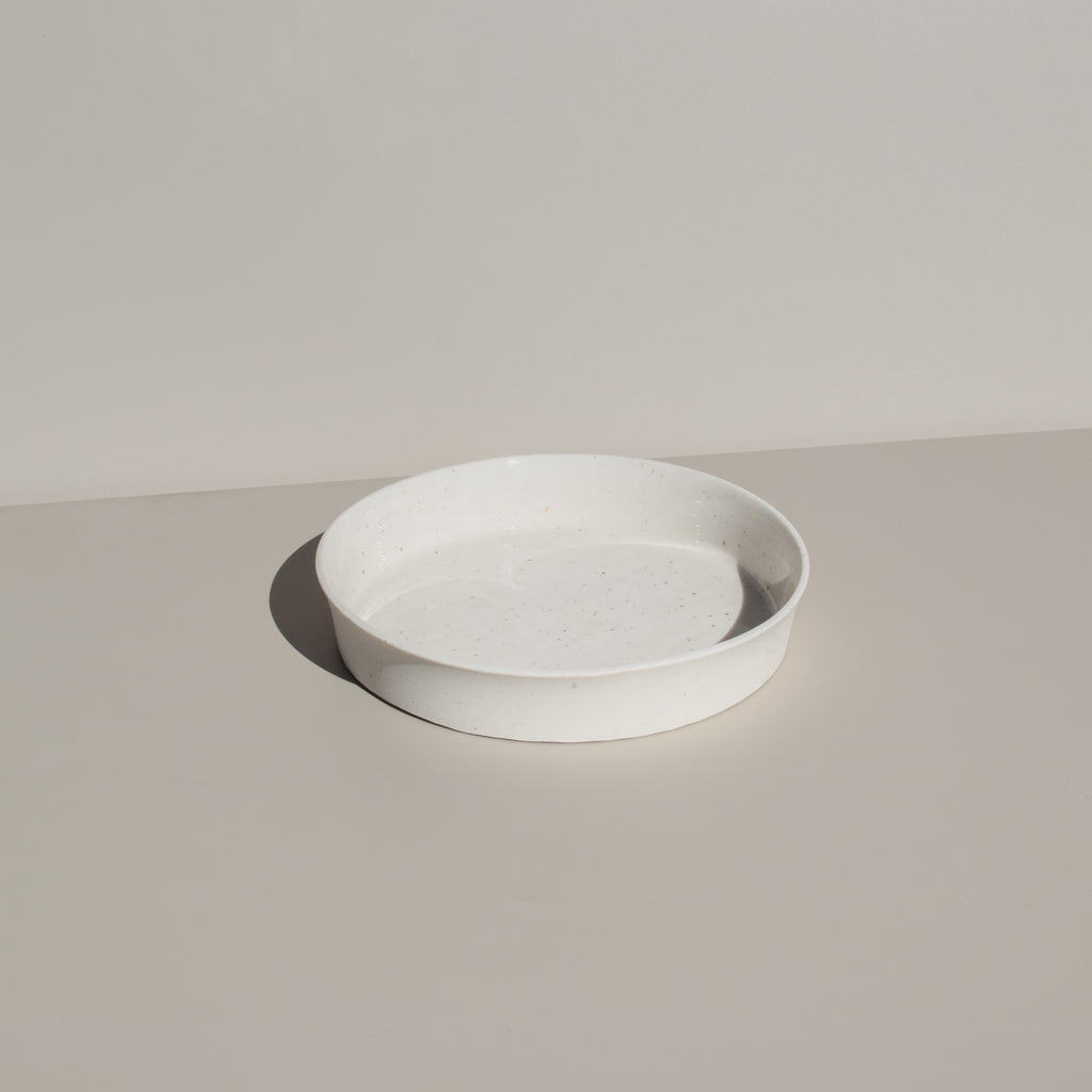 Chroma Tray (Round - Speckled)