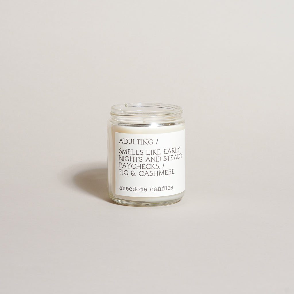 Fig & Cashmere Candle (7.8 oz)