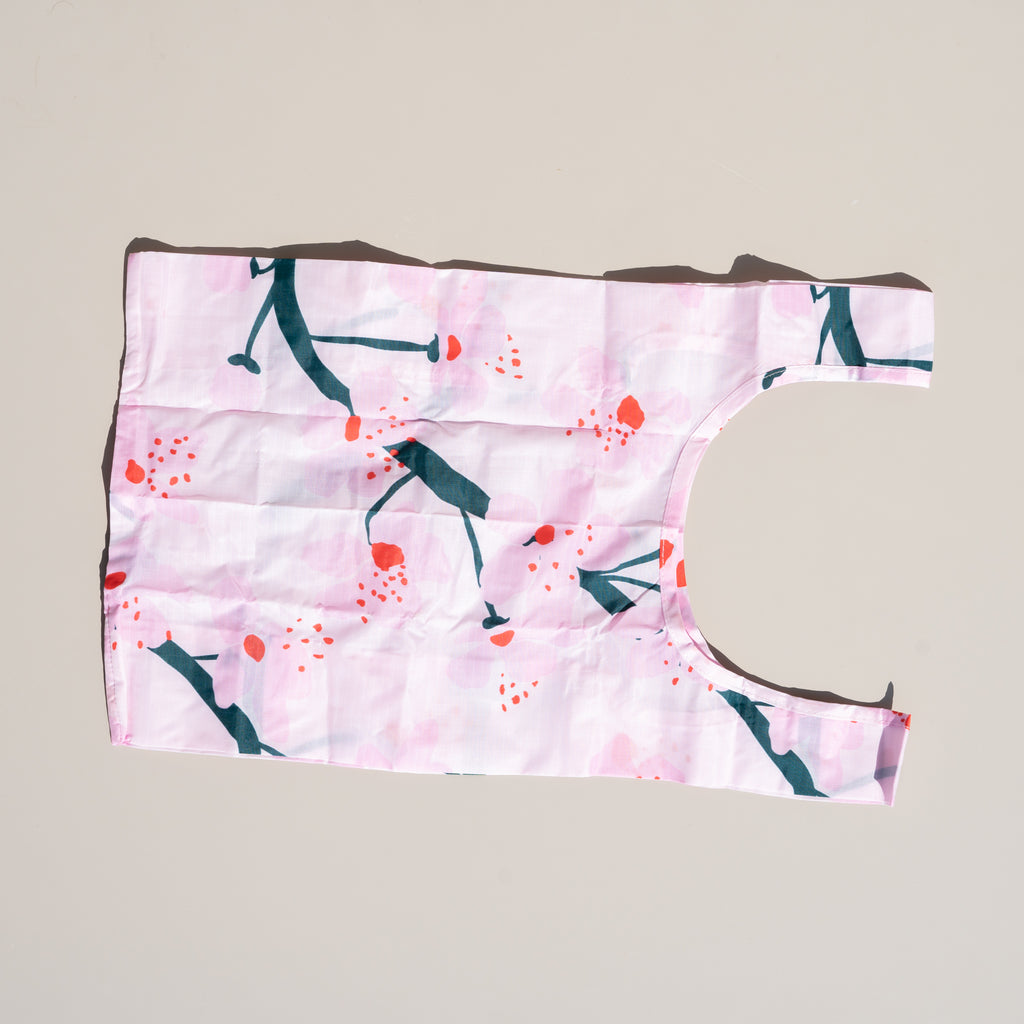 The Baby Baggu in Cherry Blossom from Commonplace design shop.