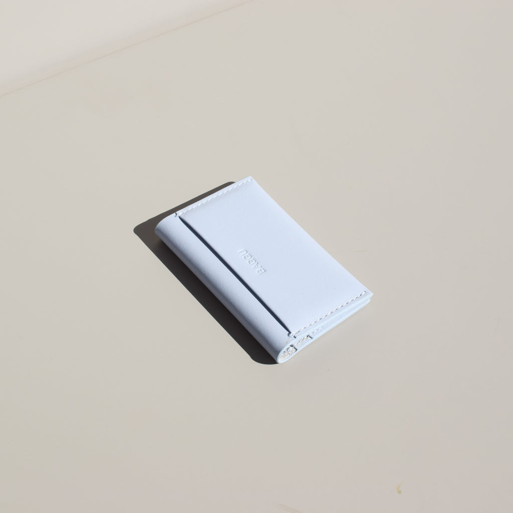 Card Holder (Powder Blue)