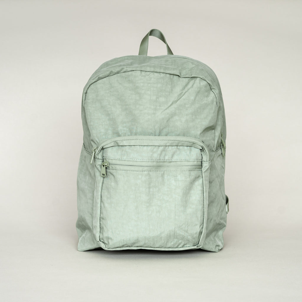 School Backpack (Sage)