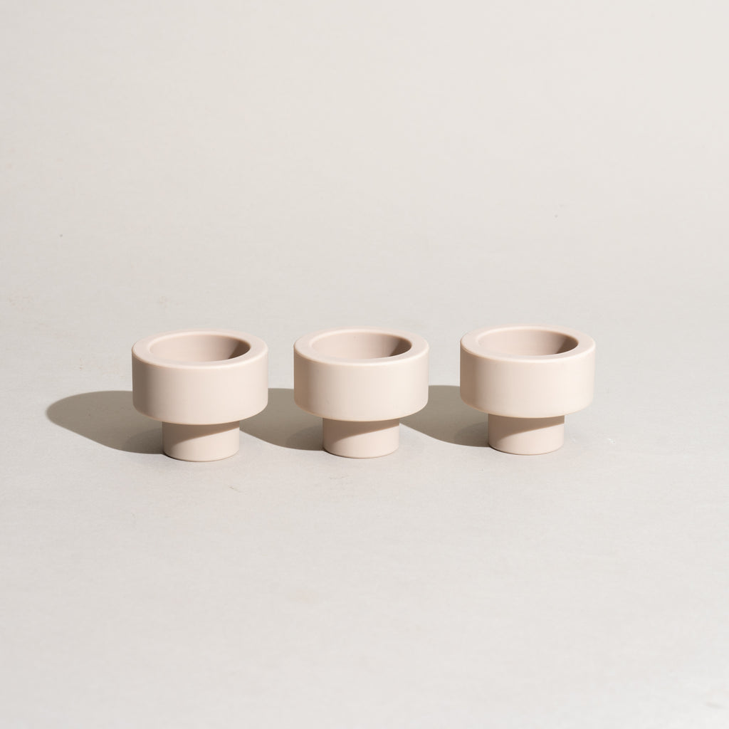 Trio Candle Holders (Set of 3)