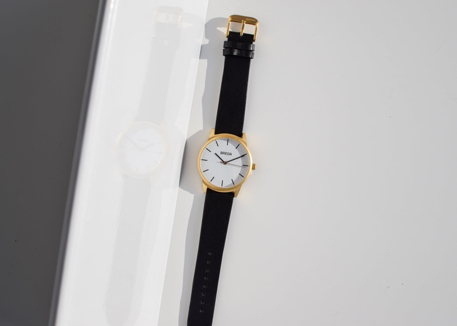 Breda Bresson watch from Commonplace design shop in Milwaukee.