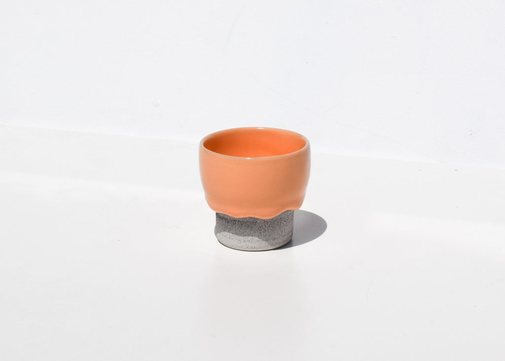 Handmade ceramic cup from Brian Giniewski, available at Commonplace design shop.