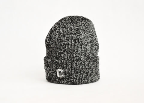 Hat + Pin (Black & Gray)