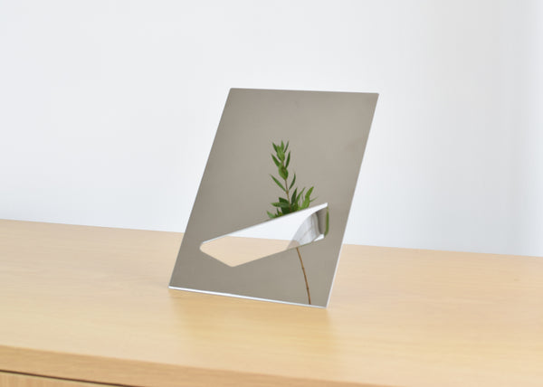 Easy Mirror (Stainless Steel)
