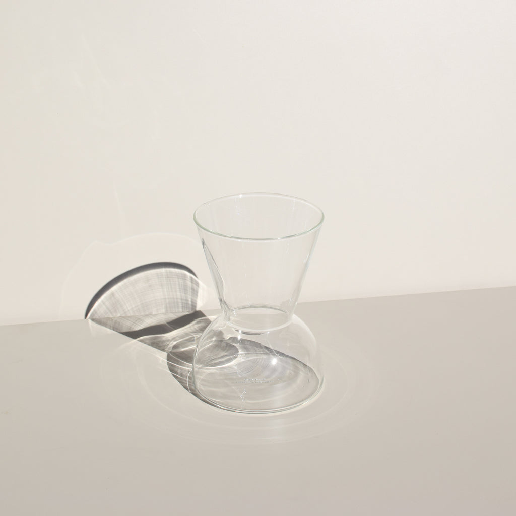 Gather Vase (Wide - Clear)