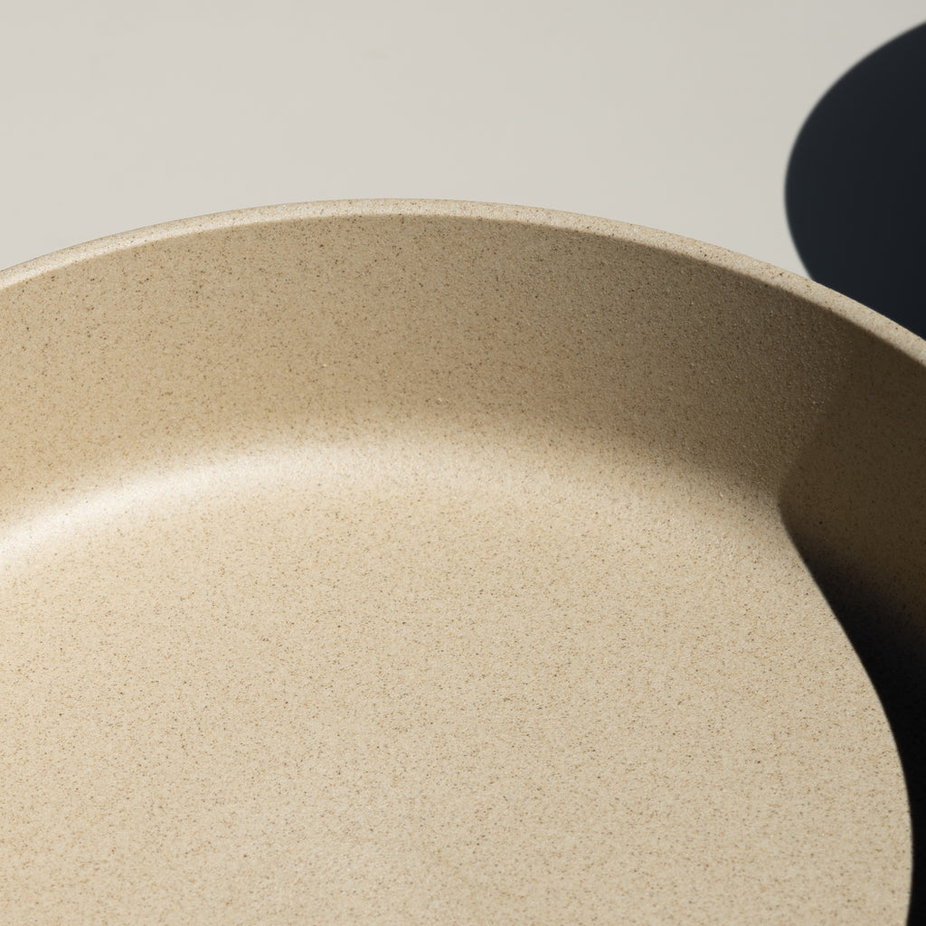 Hasami Porcelain natural finish.