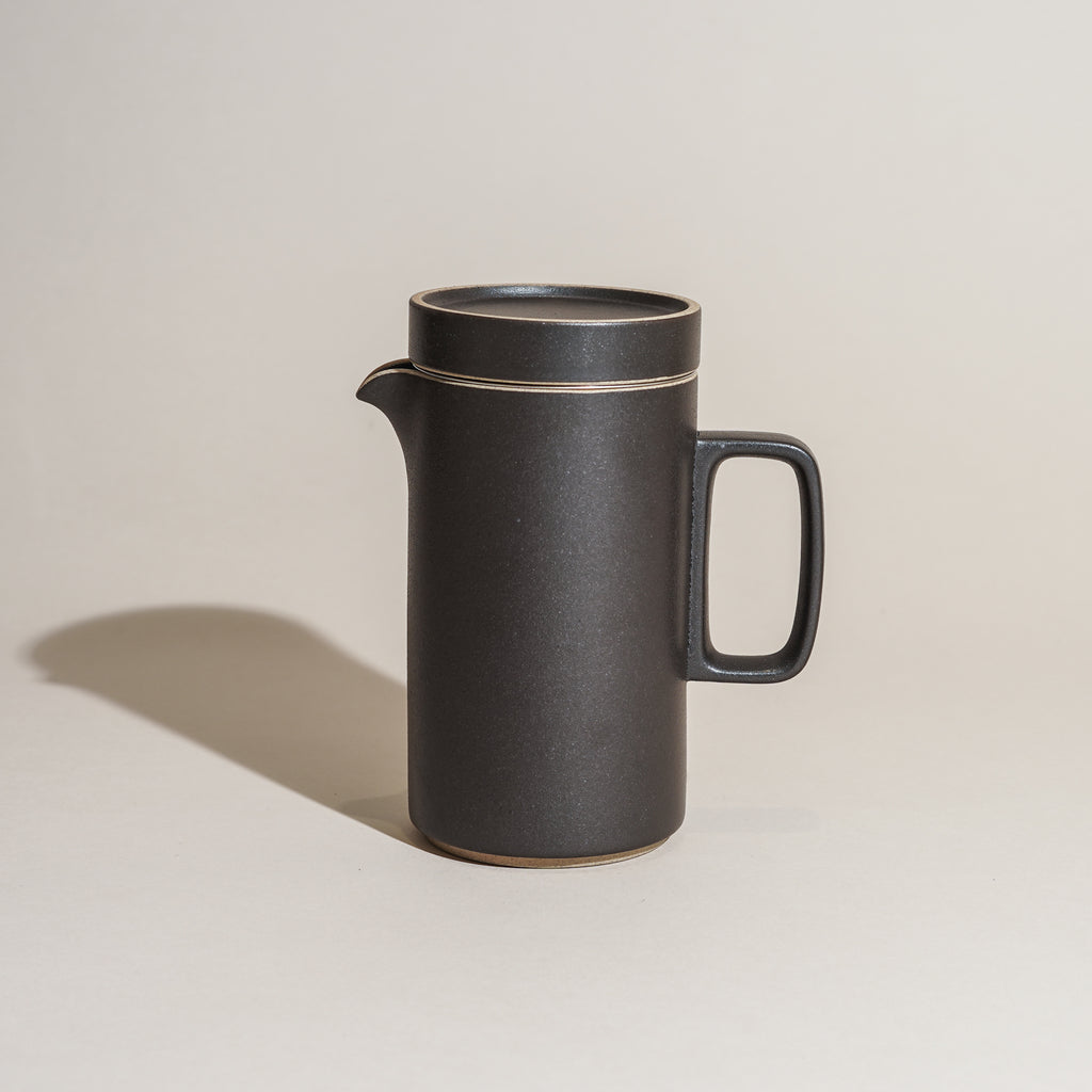 Tall Teapot (Black)