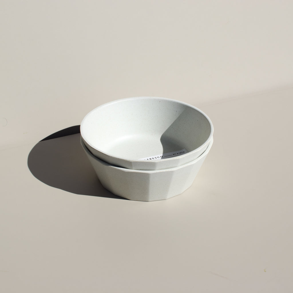 Alfresco Bowl (Beige - Set of 2)