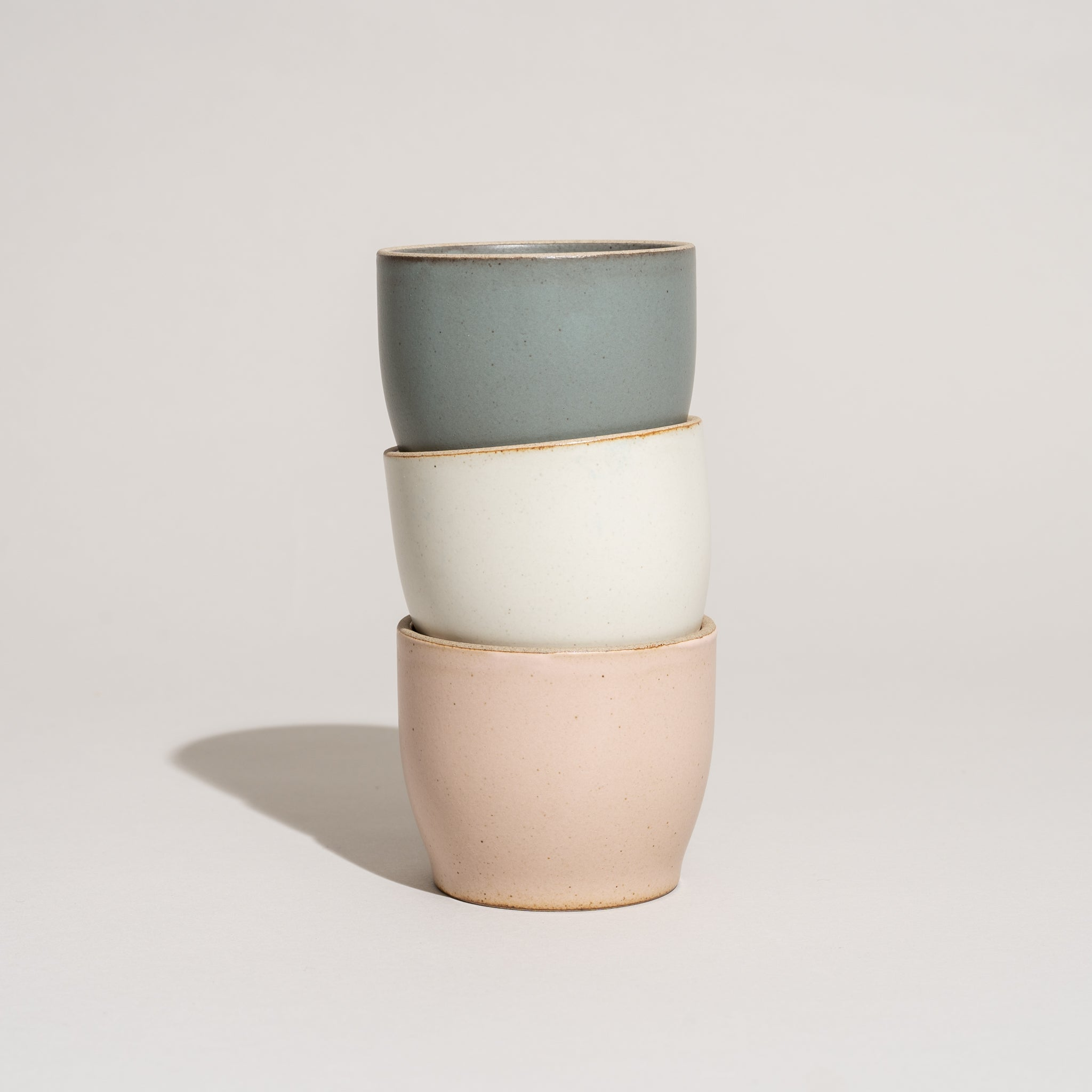 Nori Tumbler (Short - White)