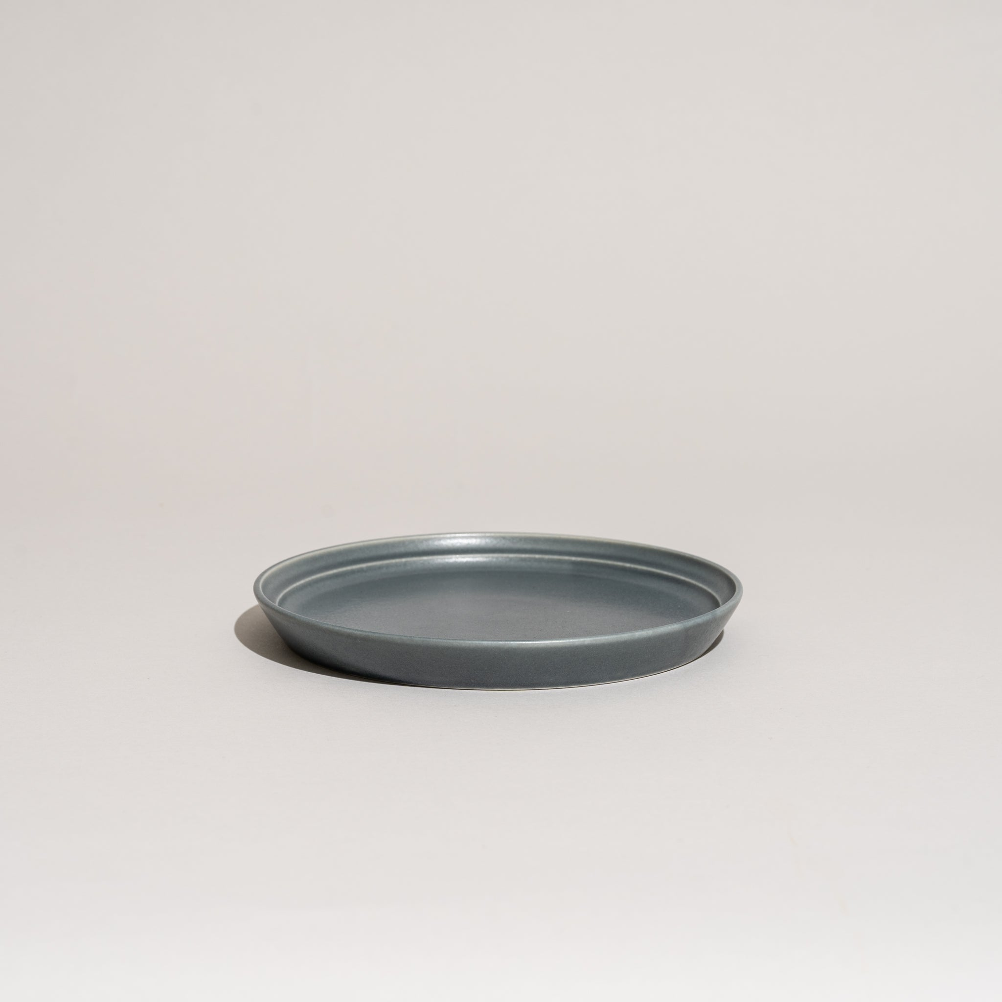 "Fog Plate (6.4"" - Dark Gray)"
