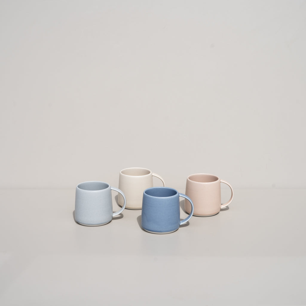 Kinto Ripple Mugs from Commonplace design shop in Milwaukee, Wisconsin.