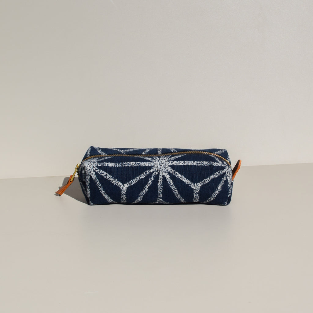 Pencil Pouch (Large Asanoha)