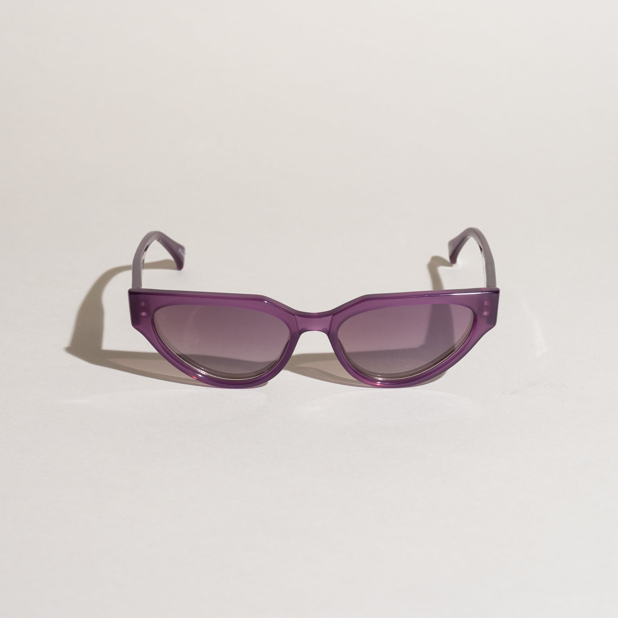 Acie Sunglasses (Purple Haze)