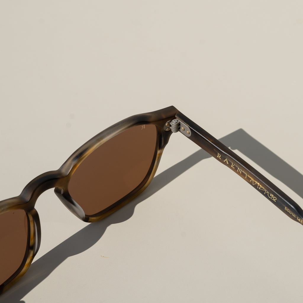 Aren 50 Sunglasses (Matte Sand Dune)