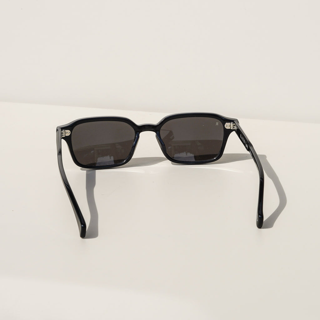 Boyd Sunglasses (Crystal Black)