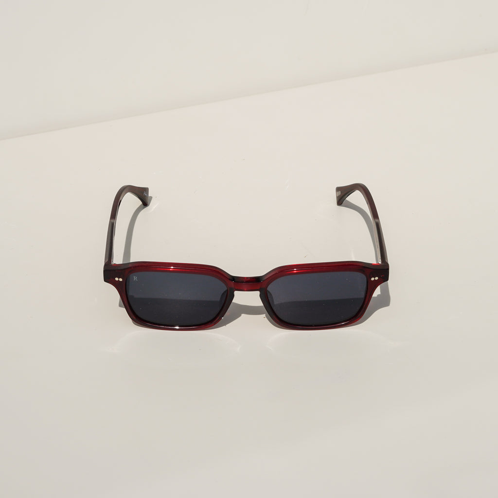Boyd Sunglasses (Oxblood)
