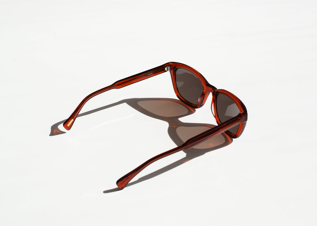 Clemente Sunglasses (Brandy)