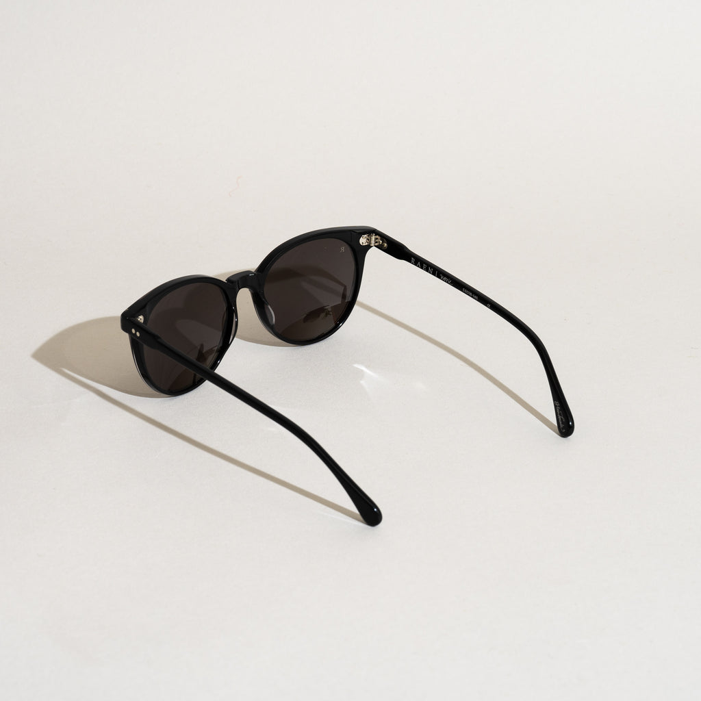 Norie Sunglasses (Crystal Black)
