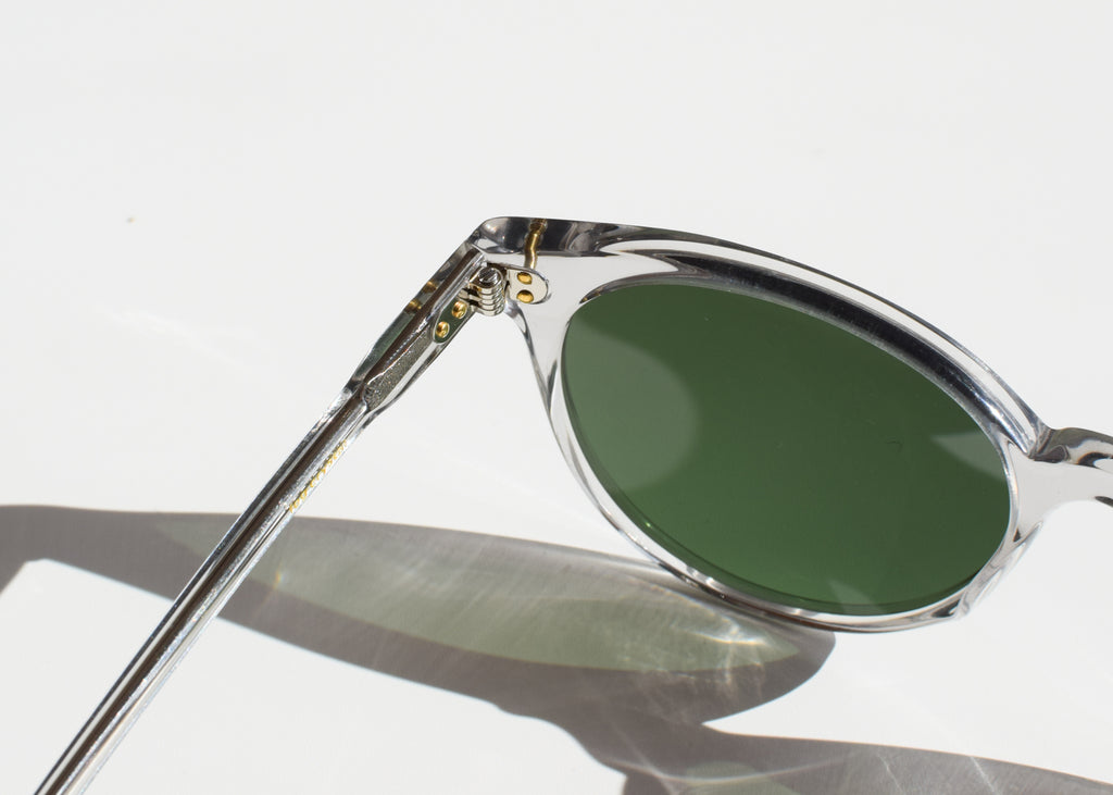 Norie Sunglasses (Fog Crystal)