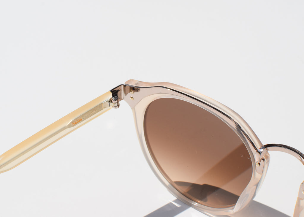 Remmy 52 Alchemy Sunglasses (Belini & Sunrise Gold)