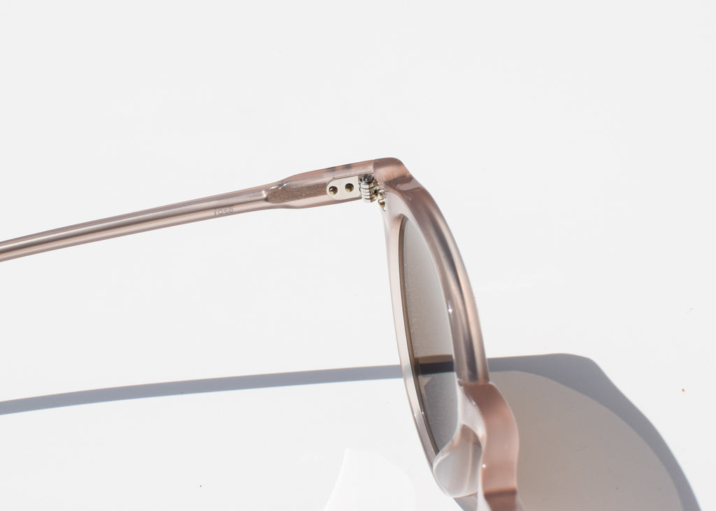 Remmy 52 Sunglasses (Rosé)