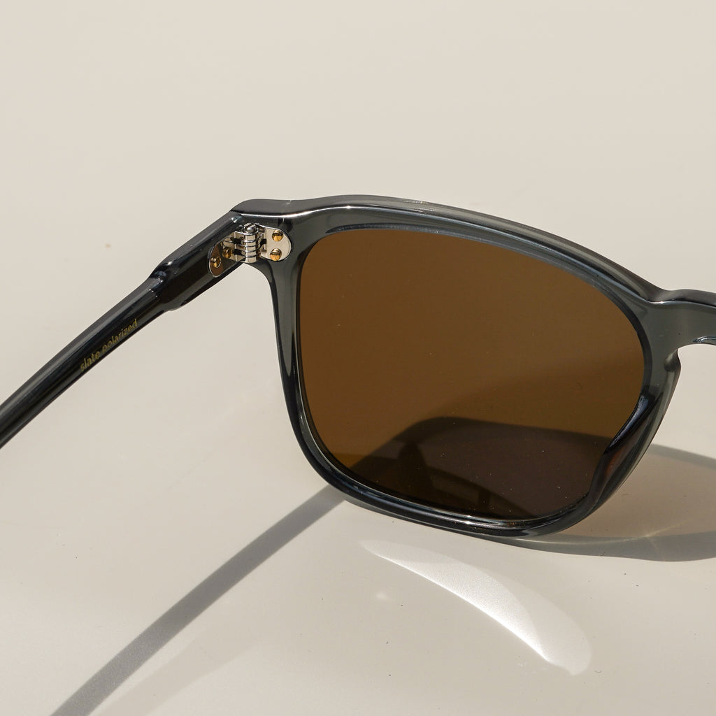Wiley Sunglasses (Slate / Polarized)