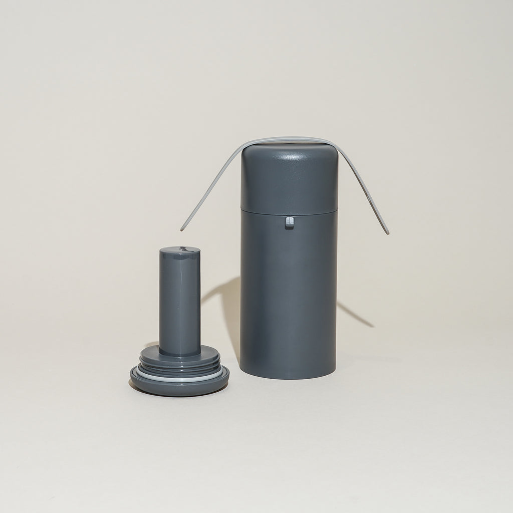 Keep liquids cold with the Keep-It Cold Water Bottle from Rig-Tig by Stelton.