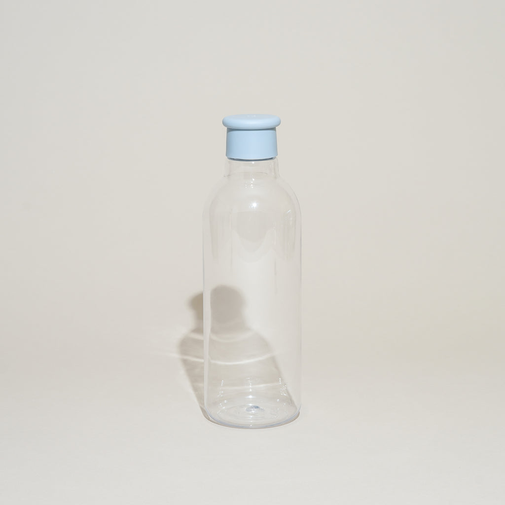 The Drink-It Water Bottle from Rig-Tig by Stelton in light blue.