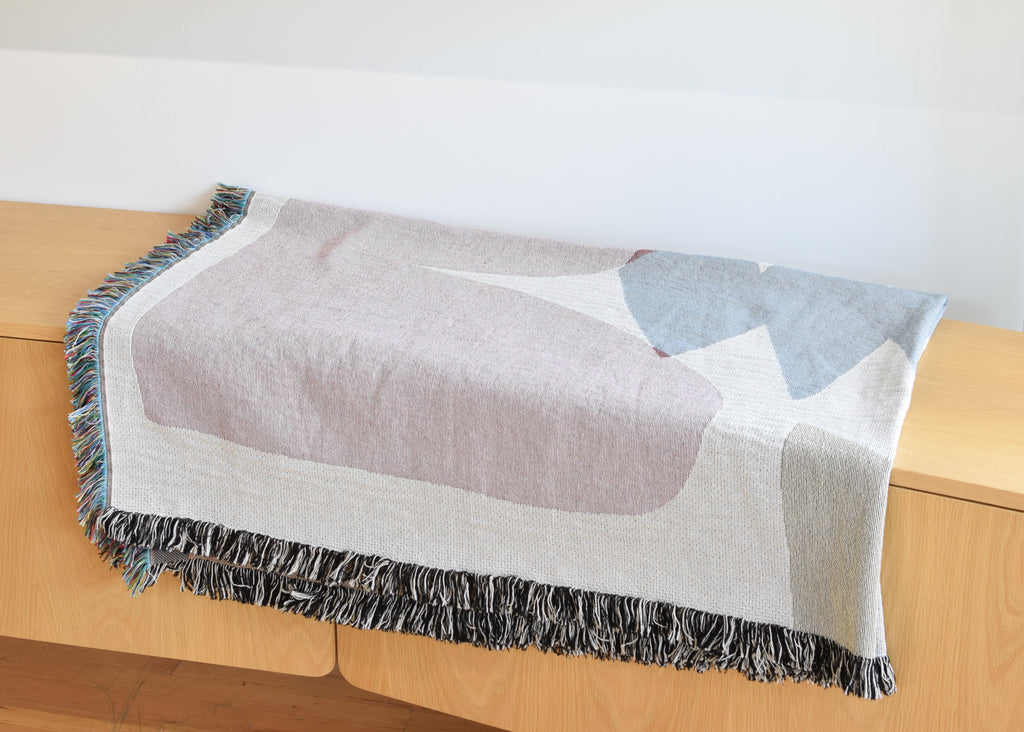 The Holloway Throw from Slowdown Studio.