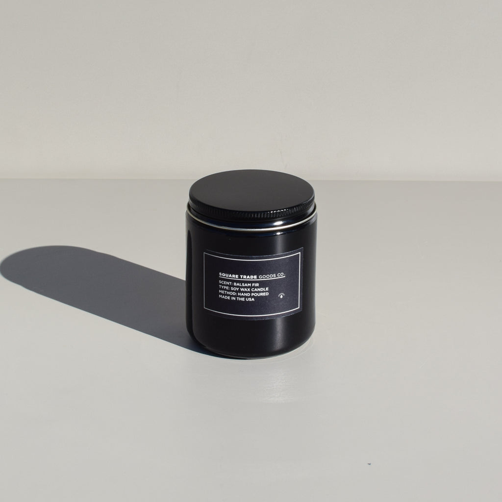 Soy Candle (Campfire - 8oz)