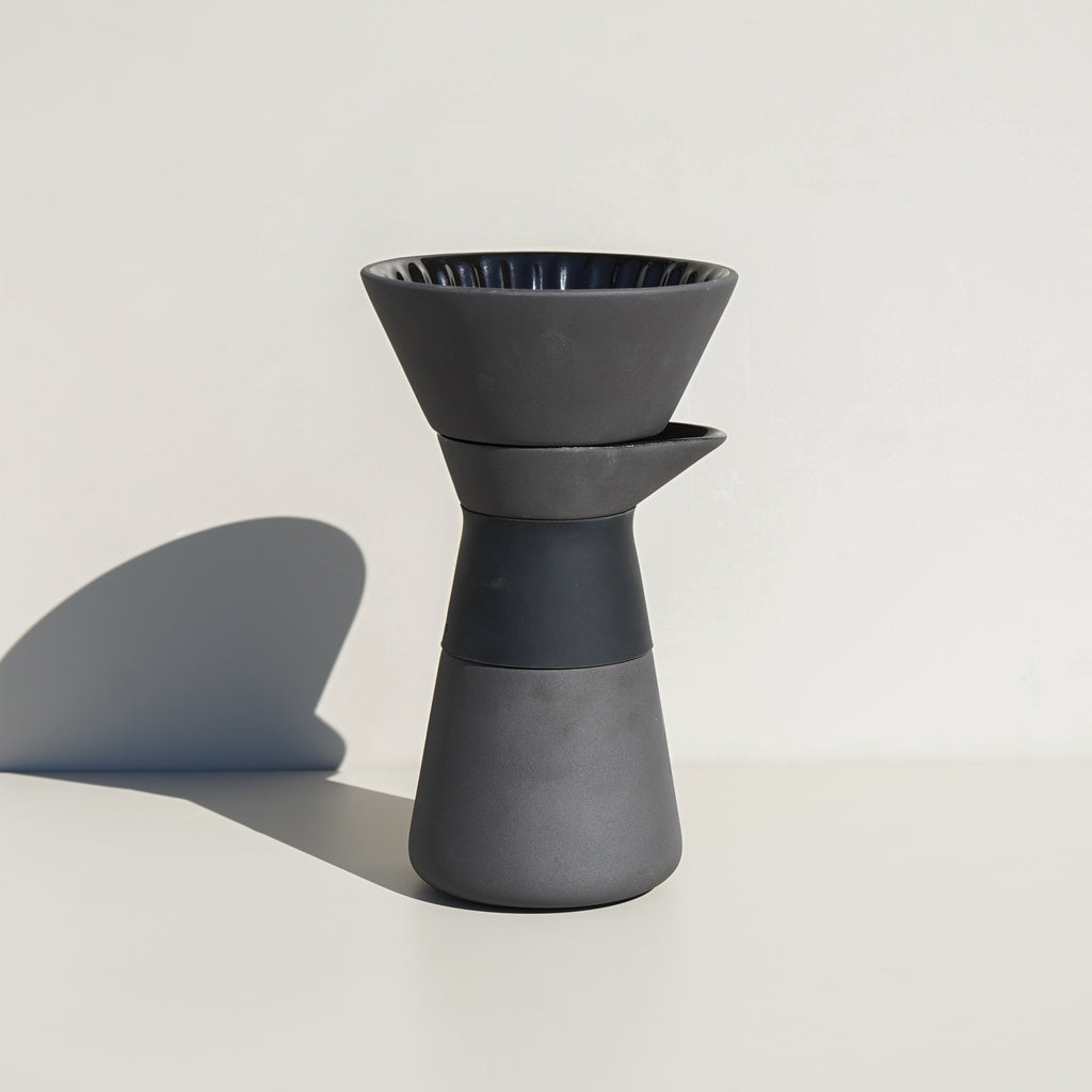 From Stelton, the Theo Coffee Maker.
