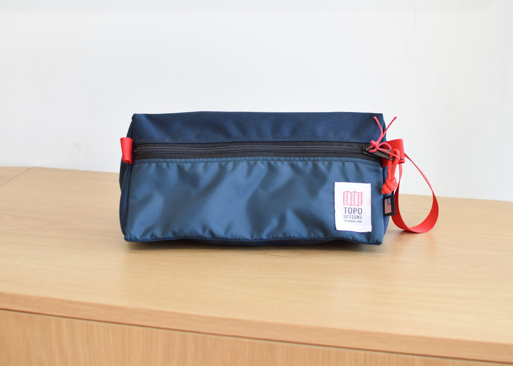 Dopp Kit (Navy)