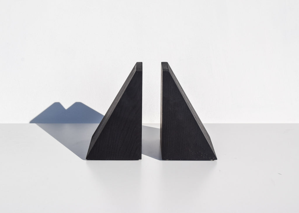 Angled Bookends