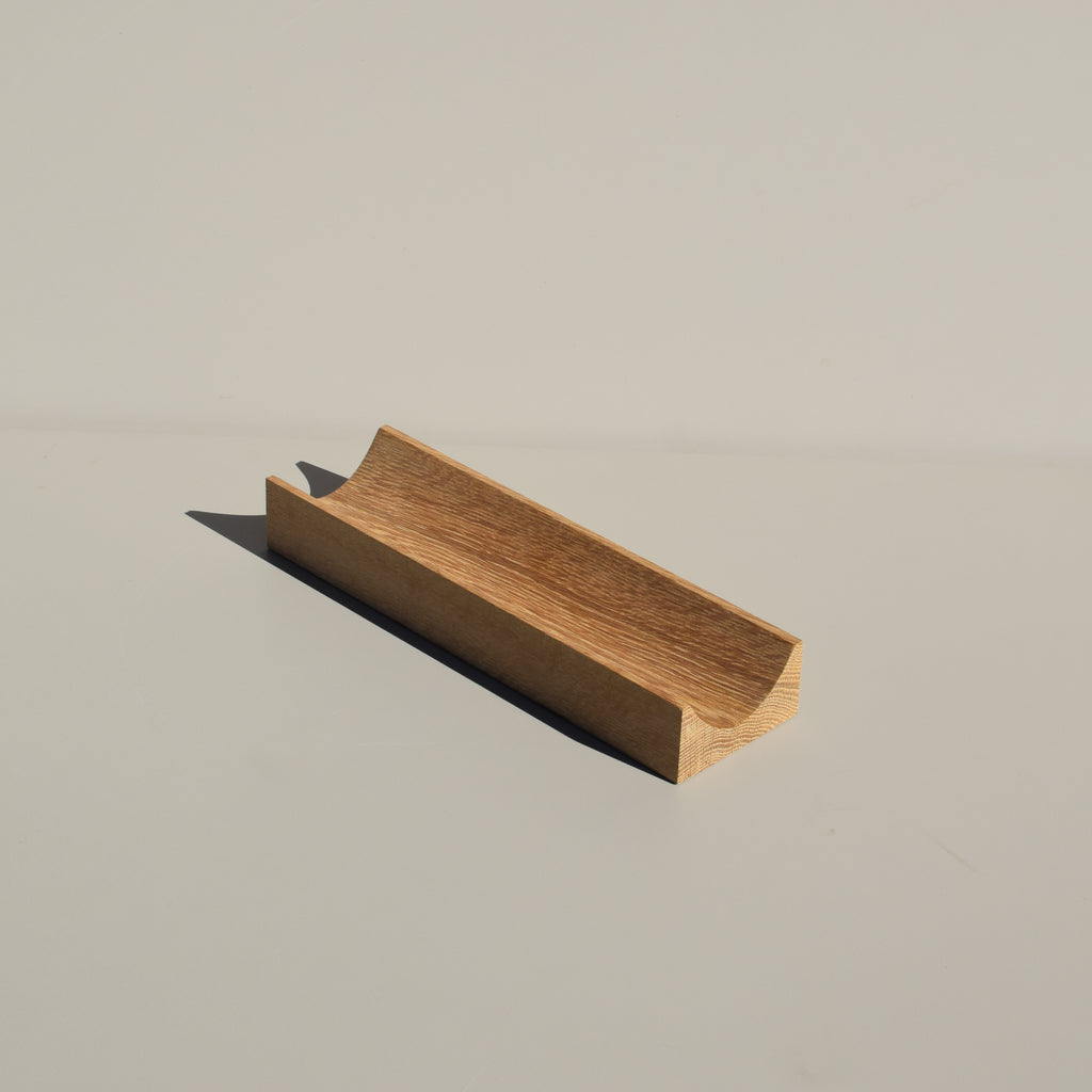 Pencil Tray 01 (White Oak)