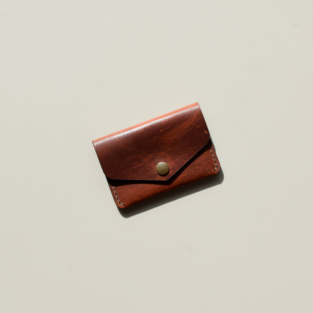 Snap Wallet (Tobacco)
