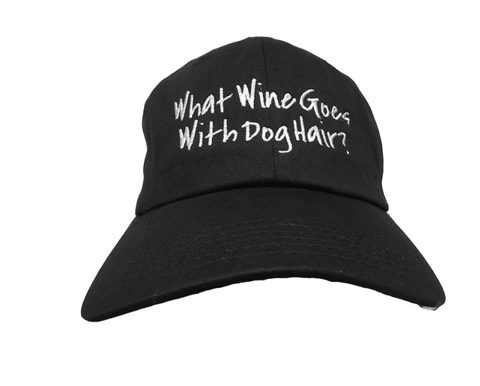 What Wine Goes Well With Dog Hair Classic Black Hat