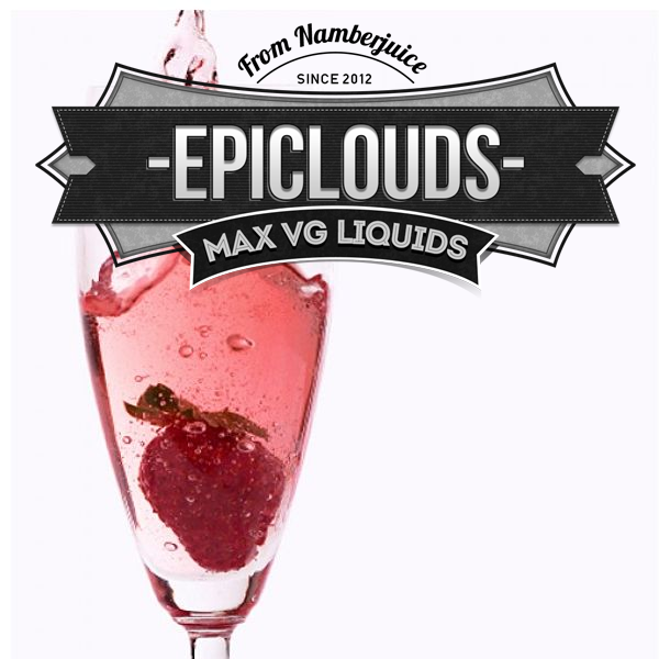 Epiclouds Cartomater Crush Max VG Eliquid