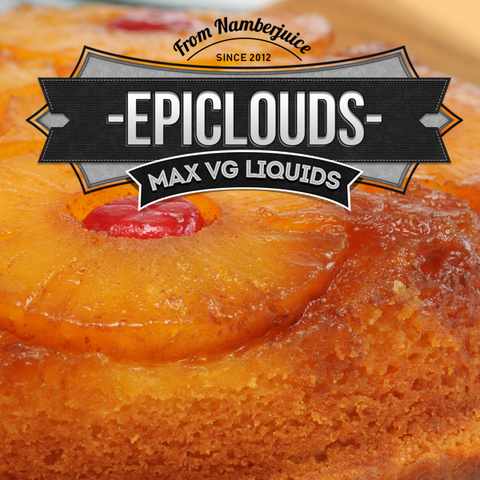 Epiclouds Mom's Pineapple Cake Max VG Eliquid