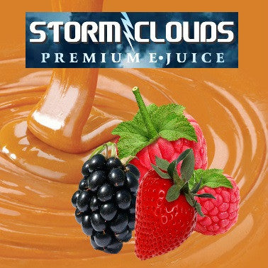 Storm Clouds Smurfberry Max VG Eliquid