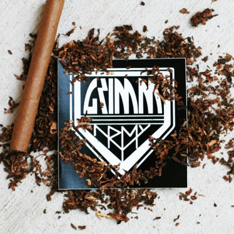 Namber Juice Grimm Army Tobacco Eliquid
