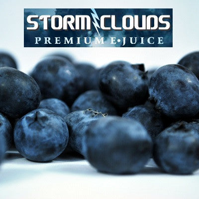 Storm Clouds Blueberry Max VG Eliquid