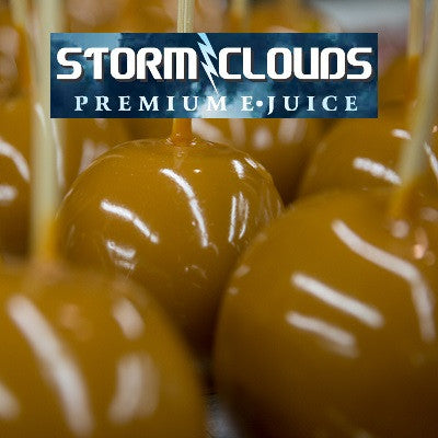 Storm Clouds Caramel Apple Max VG Eliquid