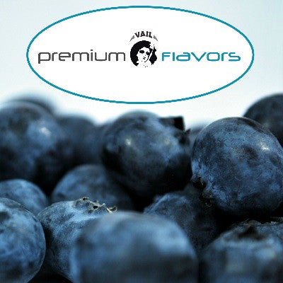 Vail Premium Flavors Blueberry Eliquid