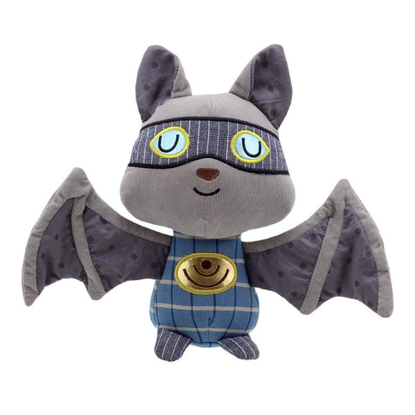 Wilberry soft toys super heroes bat