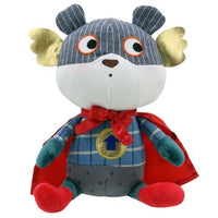 Wilberry soft toys super heroes