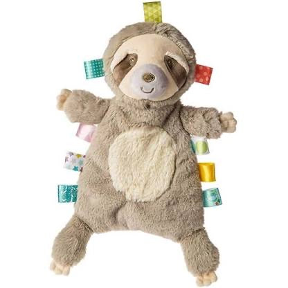 Mary Meyer taggies molasses sloth lovey